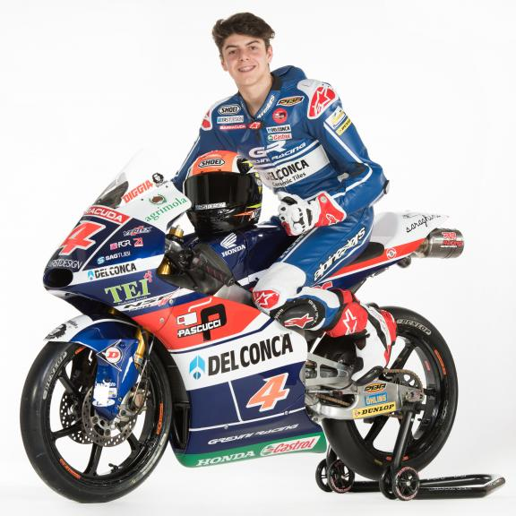 2016 Gresini Racing Team Moto3 launched