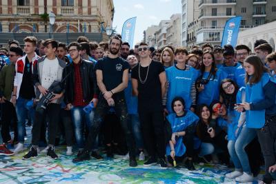 #Guardaavanti arriva a Bari con Iannone