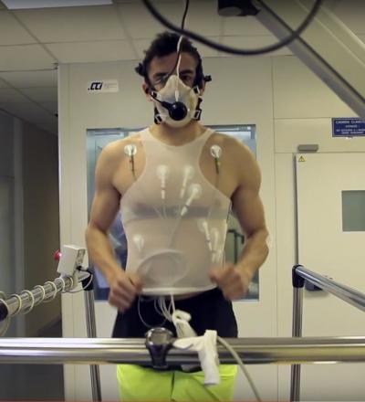 Marquez fitness test