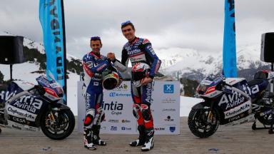 Avintia Racing presenta su equipo por todo lo alto