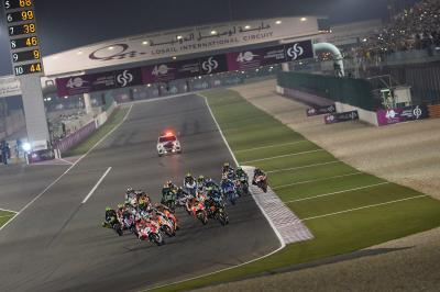 MotoGP™ riders prepare for final pre-season test