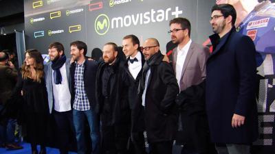 """Lorenzo attends premiere of """"Lorenzo Guerrero"""""""