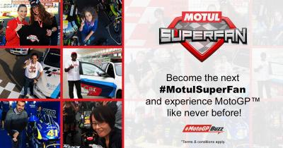Become a #MotulSuperFan and get the inside scoop on MotoGP™