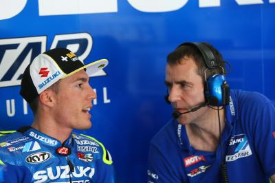 "Tom O'Kane: ""Suzuki have committed a lot more'"