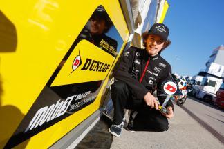 Philipp Oettl, ganador del premio Dunlop #ForeverForward