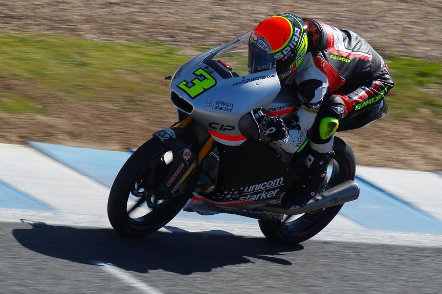 Moto2™/Moto3™ Official Test Jerez