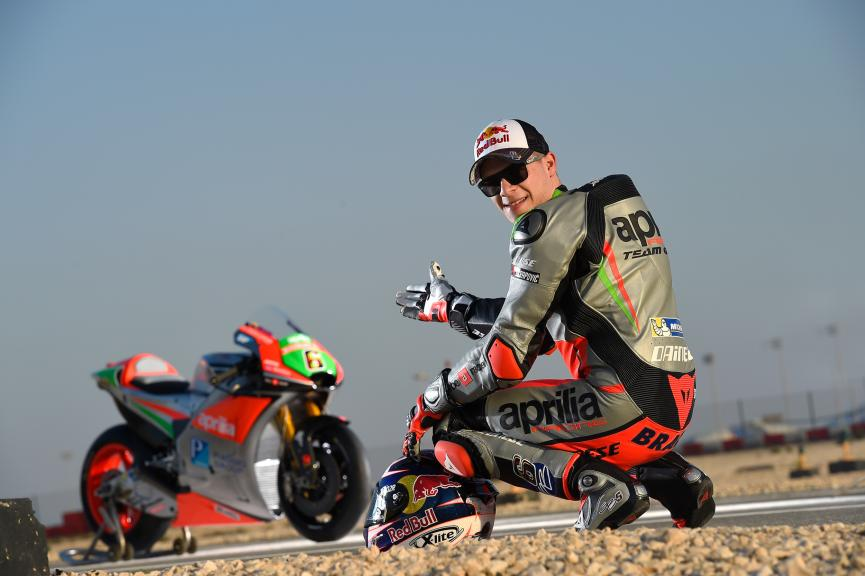Aprilia Racing Team Gresini Launch