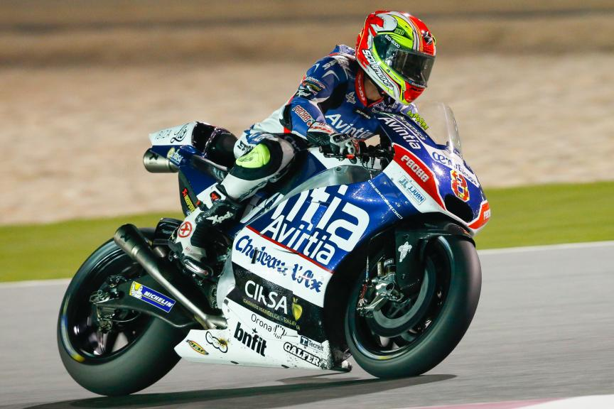 Héctor Barberá, Avintia Racing, Qatar MotoGP Official Test