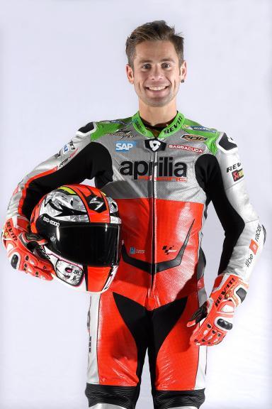 Aprilia Racing Team Gresini 2016 Launch