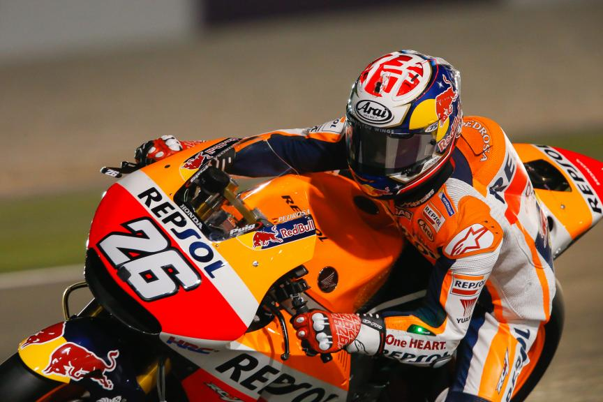 Qatar MotoGP Official Test