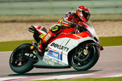 """Iannone: """"We must continue like this"""""""