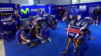 First day highlights from #QatarTest