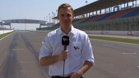 motogp.com's Dylan Gray reports from the track as the official test begins in Qatar.