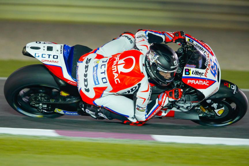 45  Scott Redding, Octo Pramac Racing, Qatar MotoGP Official Test