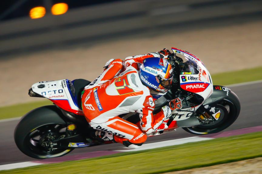 Michele Pirro, Octo Pramac Racing, Qatar MotoGP Official Test