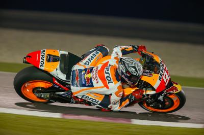 "Marquez: ""We are finding things a bit tough"""