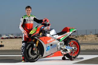 Aprilia Racing Team Gresini Launch