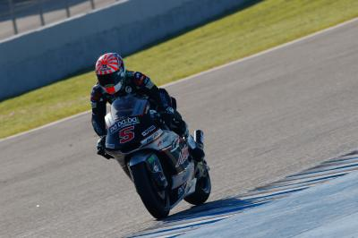 Photo Gallery: il primo giorno di test  Moto2™ a Jerez
