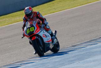 Jerez Moto2 Moto3 Official Test