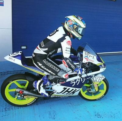 First day of testing #JerezTest
