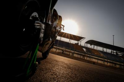 Photo Gallery: il test in Qatar