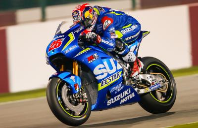 Viñales reclaims lead in MotoGP™ testing on second day