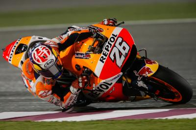 "Pedrosa: ""I found it a little hard to get back on the pace"""
