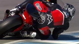 Check out all of the action from the second day of Moto2™ testing in Jerez.