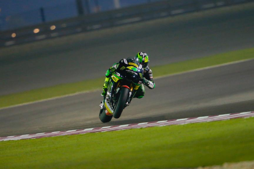 Pol Espargaró, Monster Yamaha Tech 3, Qatar MotoGP Official Test