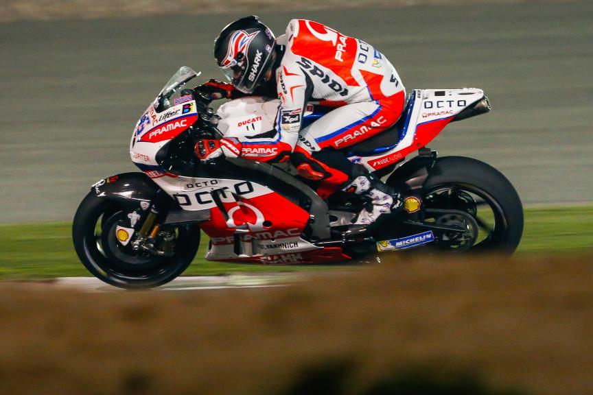 Scott Redding, Octo Pramac Racing, Qatar MotoGP Official Test