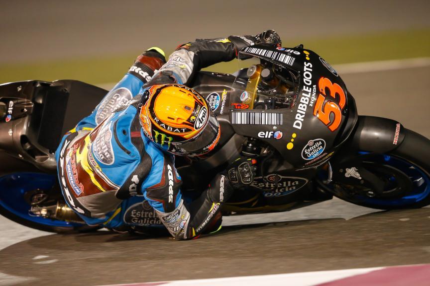 Tito Rabat, Estrella Galicia 0,0 Marc VDS, Qatar MotoGP Official Test