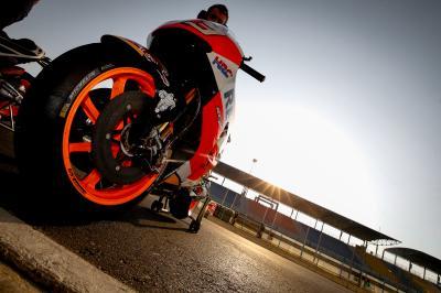 MotoGP™ beginnt letzten Testtag