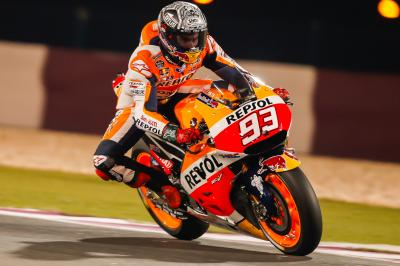 "Marquez: ""We tested some small winglets"""