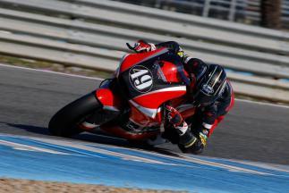 Pons, da primato nel day 2 della classe intermedia a Jerez