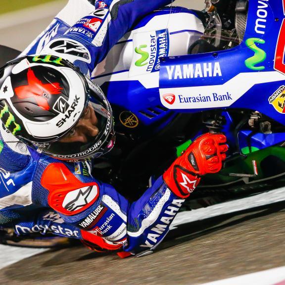 Jorge Lorenzo, Movistar Yamaha MotoGP, Qatar MotoGP Official Test