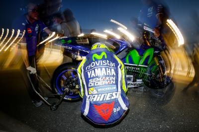 "Rossi: ""I think Friday will be very important"""
