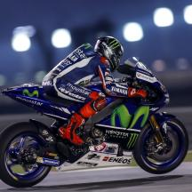 "Lorenzo : ""Un bon feeling avec tous les pneus"""