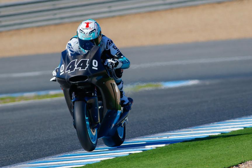 Miguel Olivera, Jerez, Moto2 - Moto3 Official Test