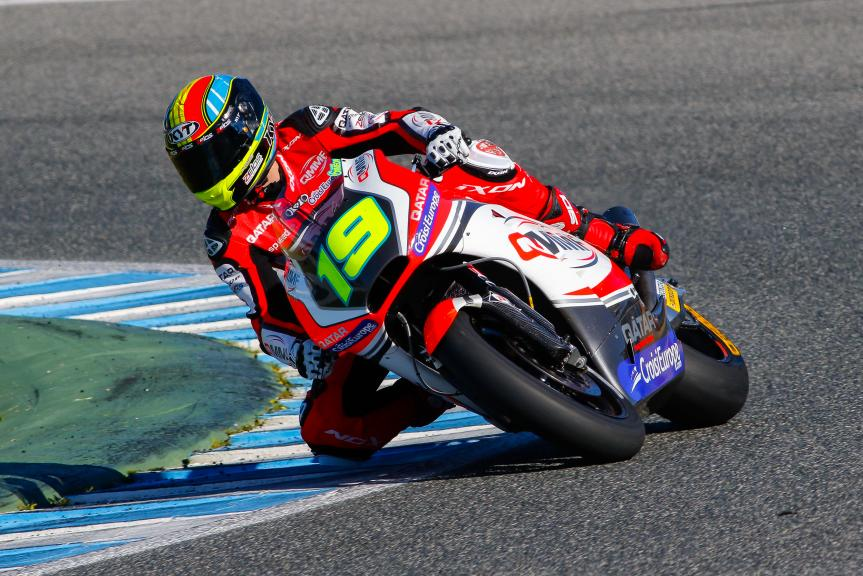 Jerez, Moto2 - Moto3 Official Test