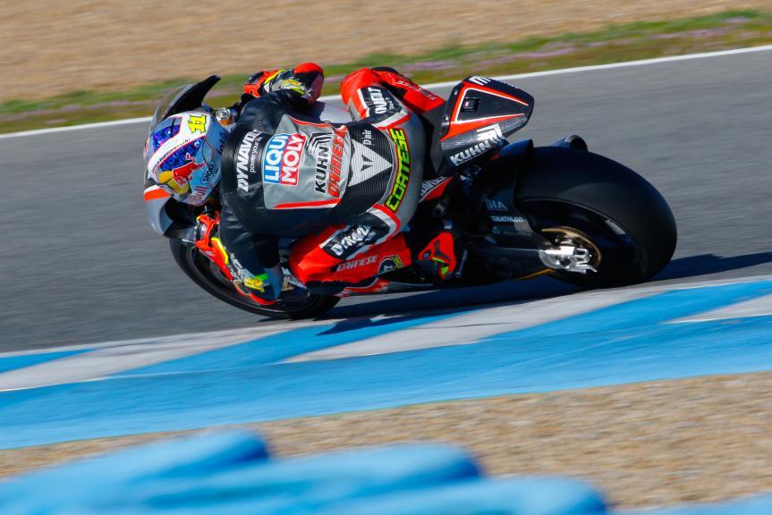 Sandro Cortese, Jerez, Moto2 - Moto3 Official Test