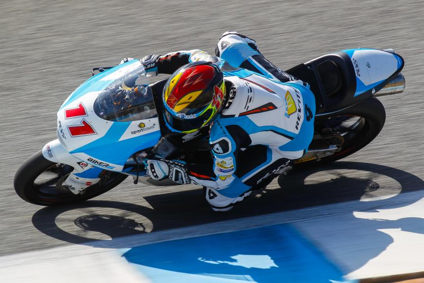 Jerez Moto2 - Moto3 Official Test