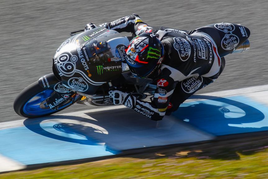 Jorge Navarro, Jerez, Moto2 - Moto3 Official Test