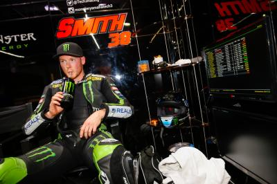 "Smith: ""We have a bike that's only at 90%"""