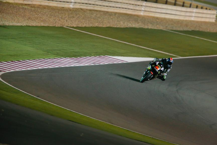 38  Bradley Smith, Monster Yamaha Tech 3, Qatar MotoGP Official Test