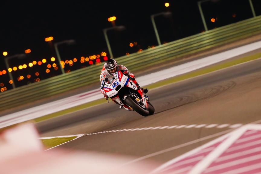 Scott Redding, Octo Pramac Racing, Qatar MotoGP Official Test