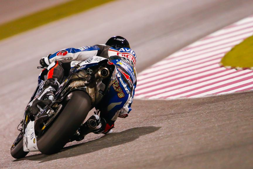 Loris Baz, Avintia Racing, Qatar MotoGP Official Test