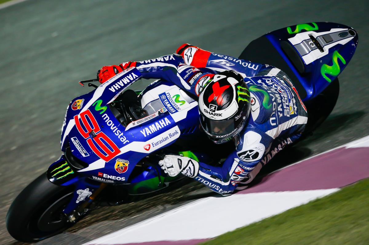 "Lorenzo: ""We did a complete race simulation"" 