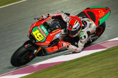 Bautista : 'Nous découvrons la moto'