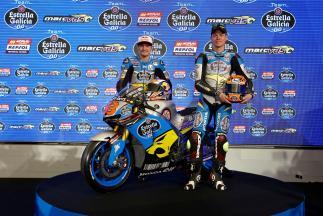 Estrella Galicia 0,0 Marc VDS, box doppio in MotoGP™