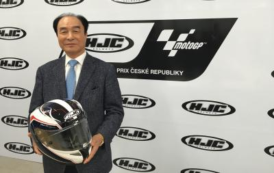 HJC Helmets announced as title sponsor of Czech GP
